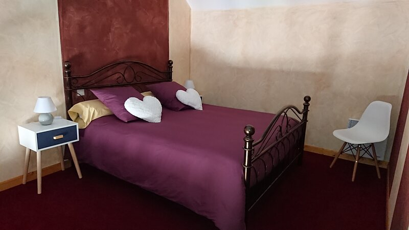 Maison d'Othe- chambre EDELWEISS, holiday rental in Bercenay-le-Hayer
