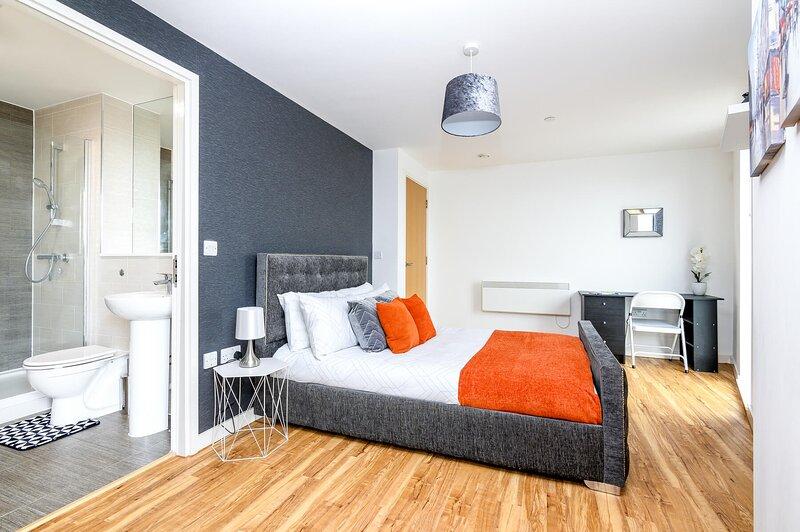Yorksha Luxury Apartments, holiday rental in Leeds