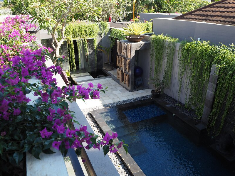 TempleTree Dharma - 2 bdrm luxury beach villa | Bali, holiday rental in South Kuta