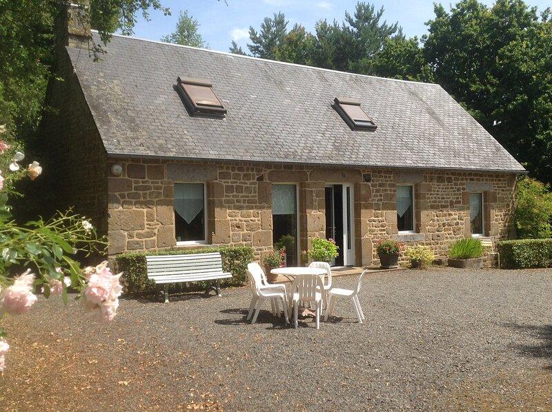 Maison à la campagne., location de vacances à Putanges-Pont-Ecrepin