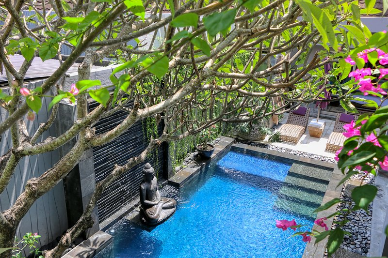 TempleTree Vajra - 2 bdrm luxury beach villa | Bali, holiday rental in South Kuta