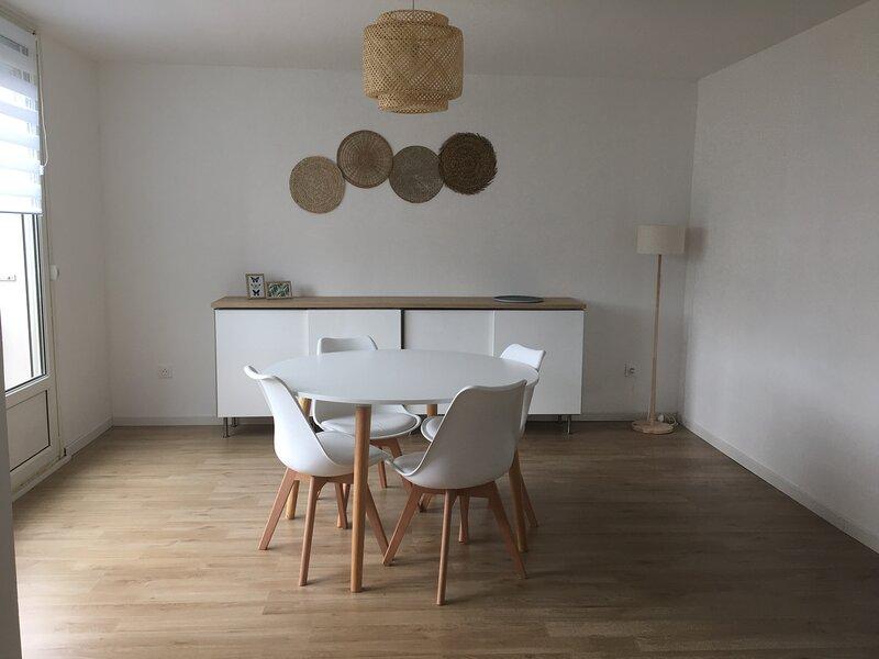 Appartement Dunkerque proximité Plage et centre ville, vacation rental in Dunkirk