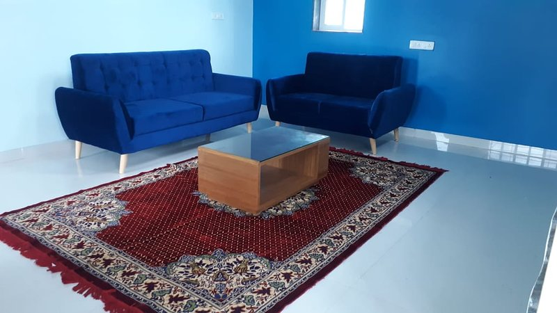 Blue House, vacation rental in Raigad District