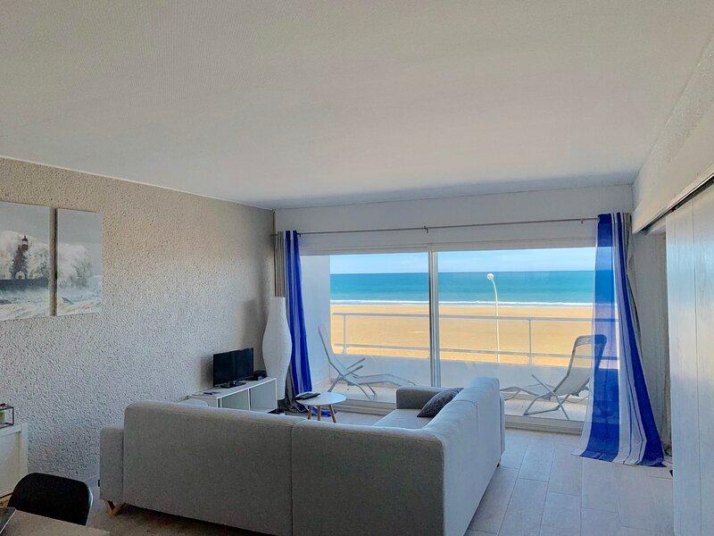 Miramer .fr Appartement vue panoramique sur la Méditerranée, casa vacanza a Port La Nouvelle