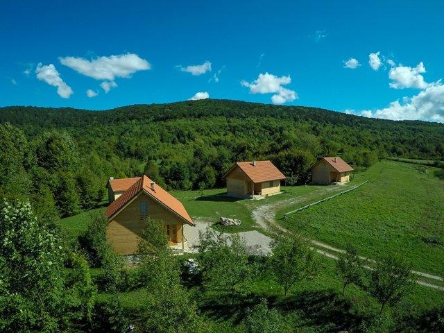 Eko-klanac, holiday rental in Plitvice Lakes National Park