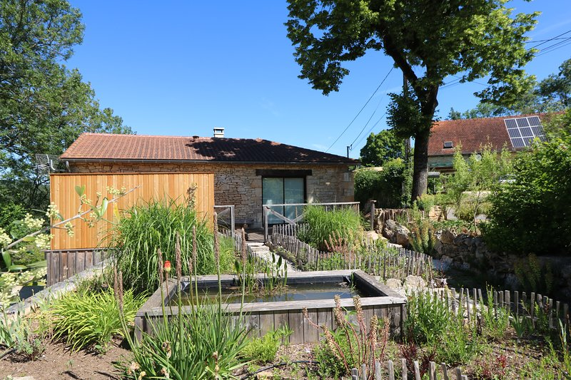 Gite Le Maine Libre, holiday rental in Saint Pompon