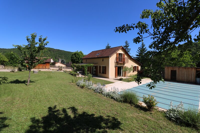 Chez Fabrice, holiday rental in Saint Pompon
