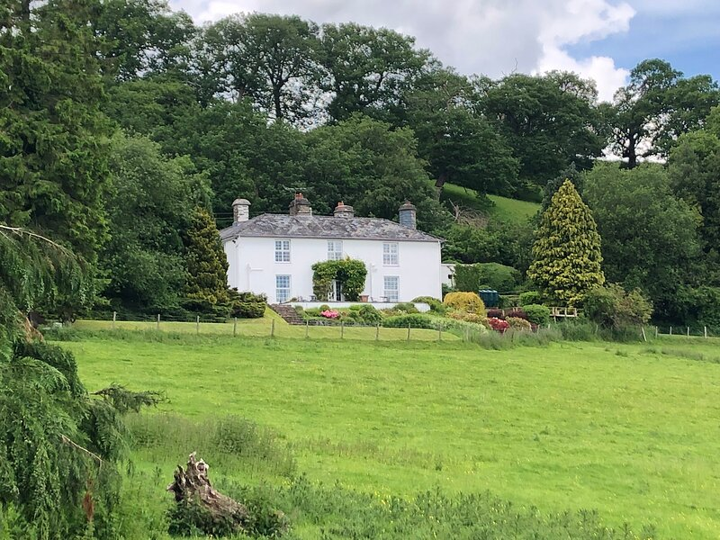 Frondderw Country House - over looking lake Bala, vacation rental in Llanuwchllyn