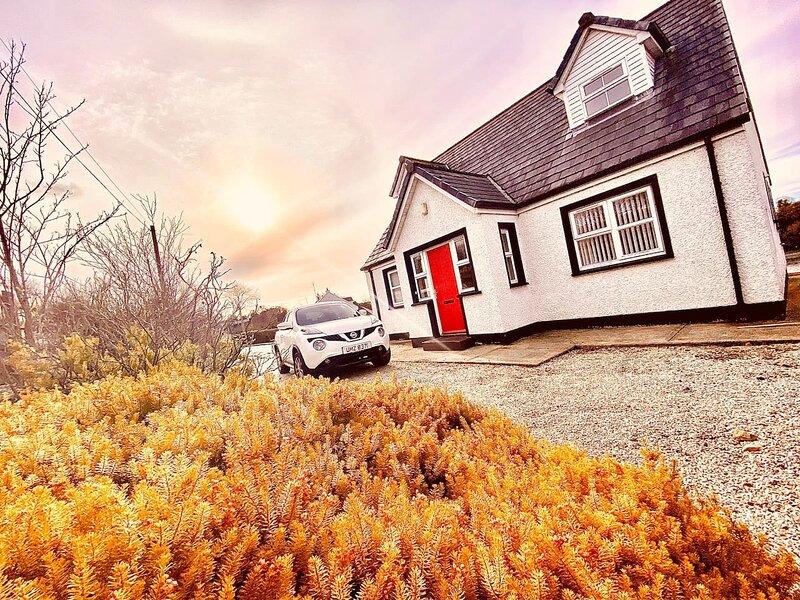 Riverside Cottage, Ramelton, The Wild Atlantic Way, holiday rental in Ramelton