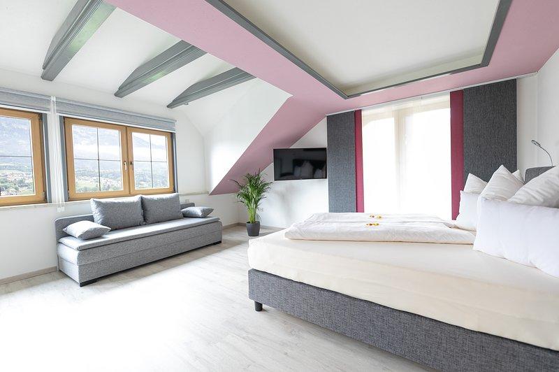 Ferienwohnung SEE:BLICKWEG, holiday rental in Millstatt