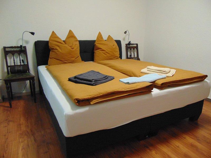 Sleep well in SGH, aluguéis de temporada em Lutherstadt Eisleben