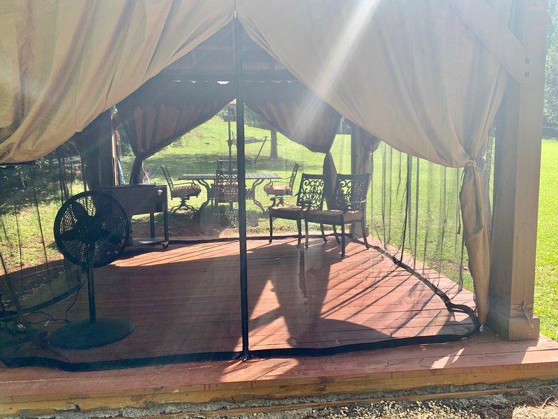 Solar Glampsite, alquiler de vacaciones en Villa Rica