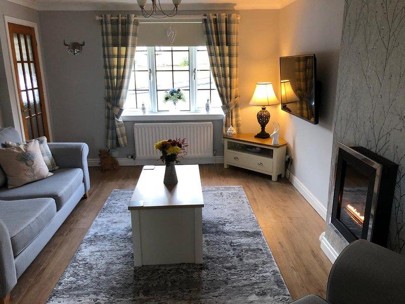 Braeside, holiday rental in Lochwinnoch