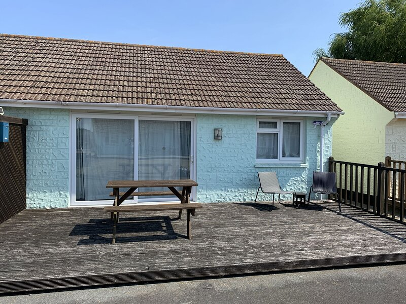 The Beach Lodge, holiday rental in Seaview