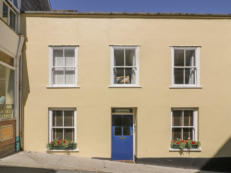 Foye old exchange, Fowey, holiday rental in Fowey