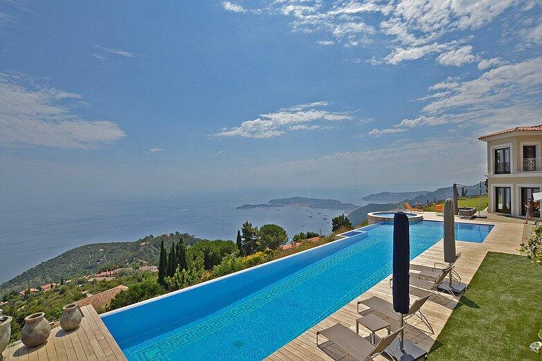 Luxus Villa in Èze -Monaco, vacation rental in Èze