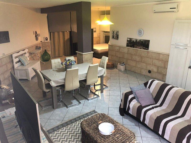 Miniappartamento comodo e confortevole, vacation rental in Nociglia