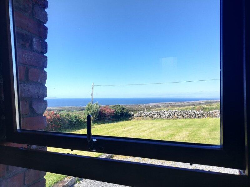 Ocean Views from living room