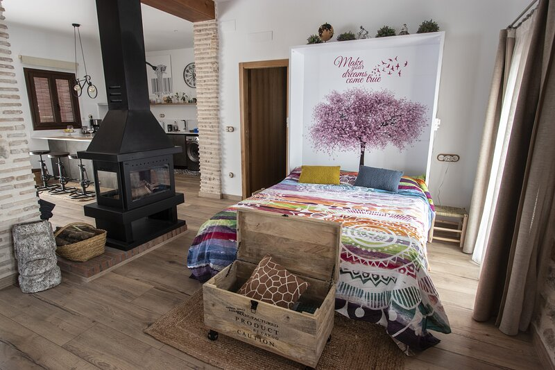 La Cambra casa rural, holiday rental in Vall de Gallinera