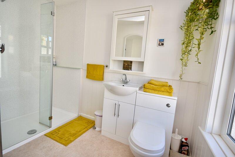 Master Bedroom's Ensuite shower