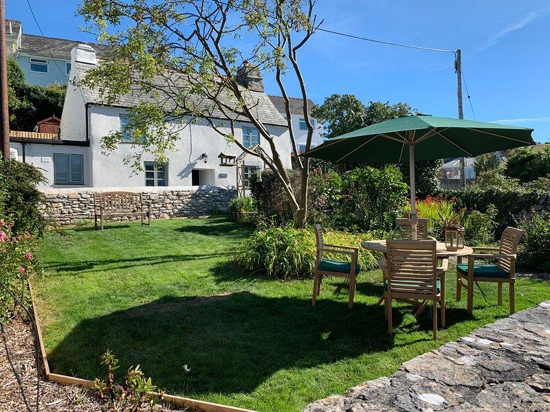 Clover Cottage, Hooe, Ferienwohnung in Down Thomas