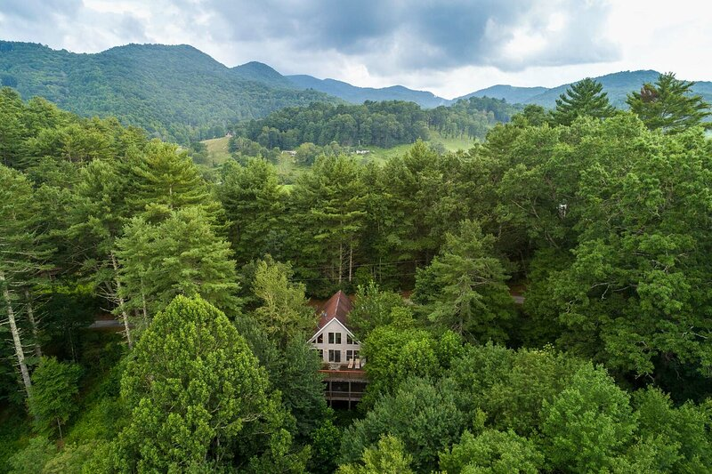 Caribou Lodge, vacation rental in Cullowhee