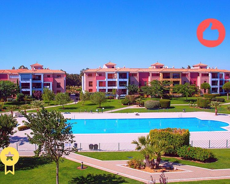 Beach & Golf - 2 dormitorios con piscina – semesterbostad i Isla Canela