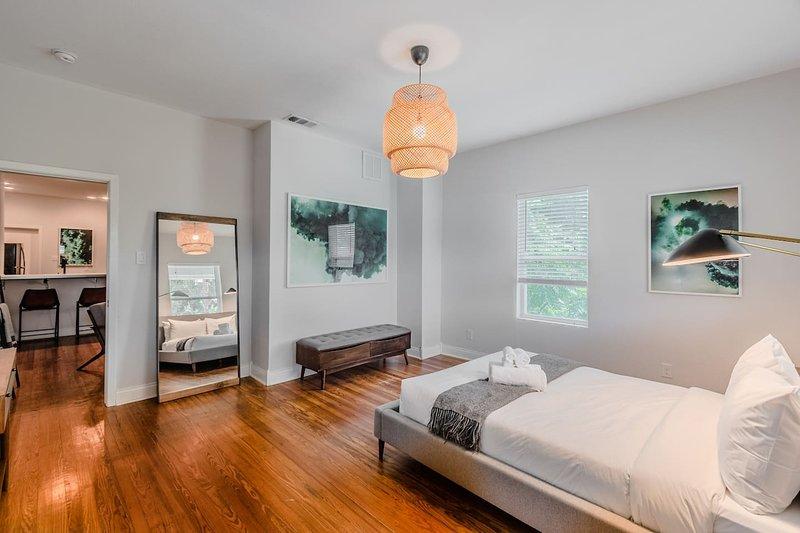 Abode | The Cedars | Designer 2-Bedroom, holiday rental in Wilmer