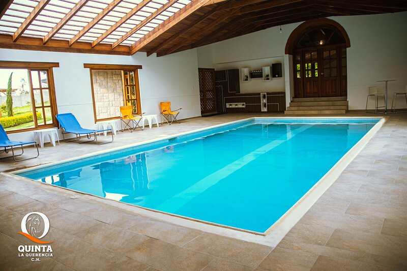 Quinta La Querencia C.H, alquiler de vacaciones en Ibarra