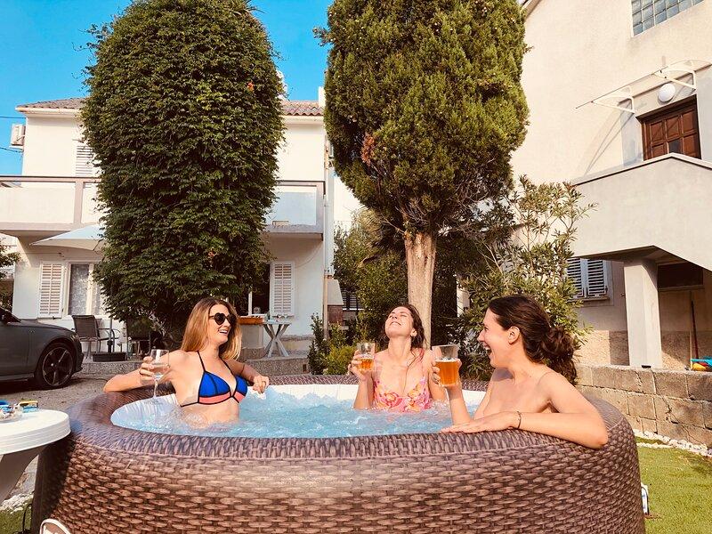 Novalja house for rent, casa vacanza a Novaglia