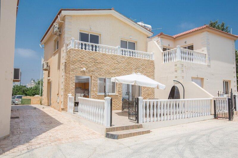 Nissi Beach Villa #1, vacation rental in Ayia Napa