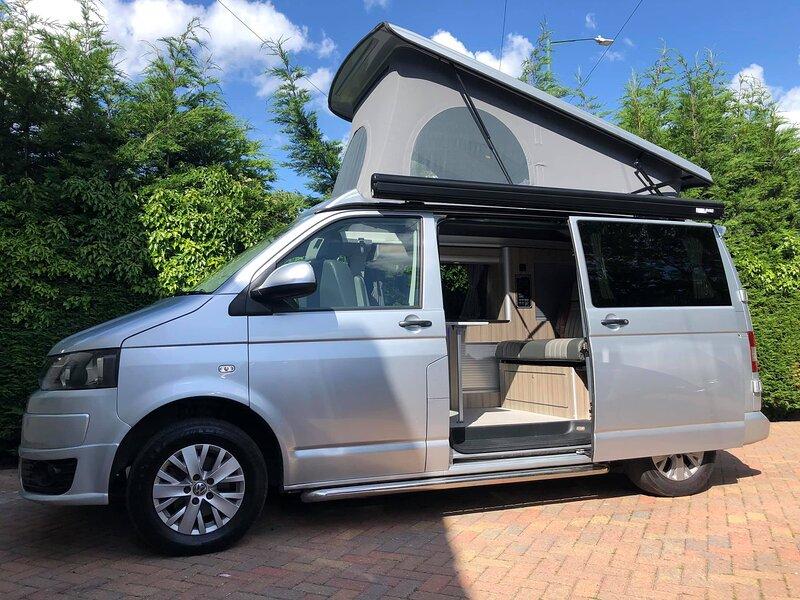 Moonlight Campers | Volkswagen Campervan Hire, location de vacances à Ashby St Ledgers