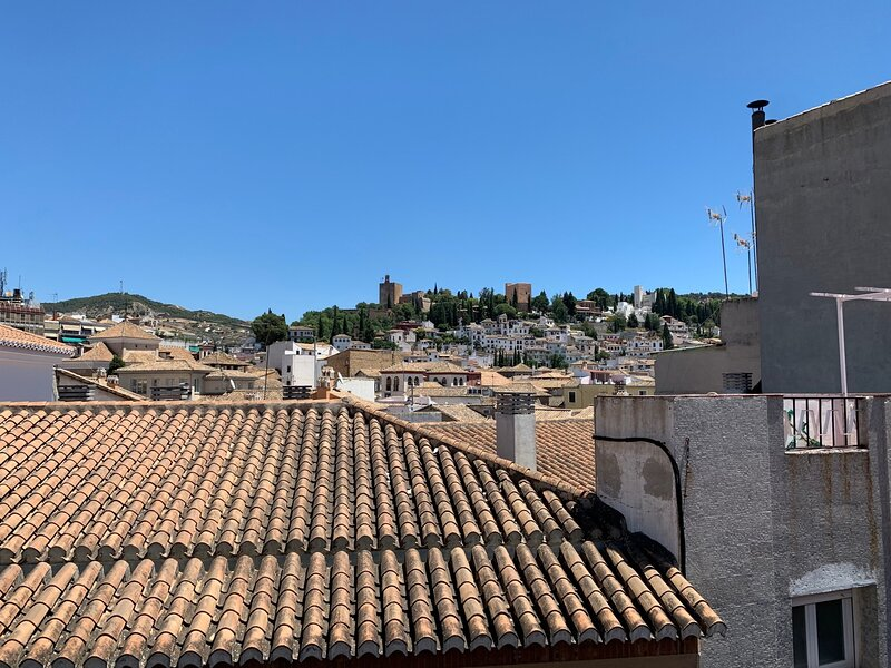 Lovely apartments in old town Granada, location de vacances à Villamena