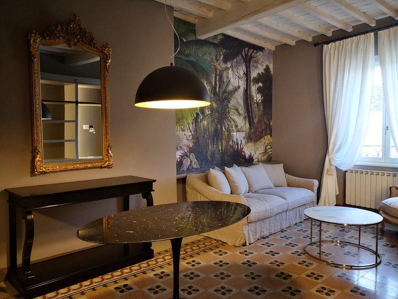 Paola's Cribs The Suite, holiday rental in Castiglion Fibocchi