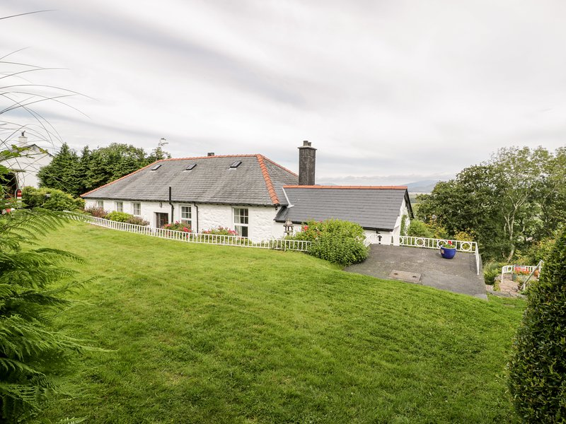 Bodriw, Harlech, vacation rental in Harlech