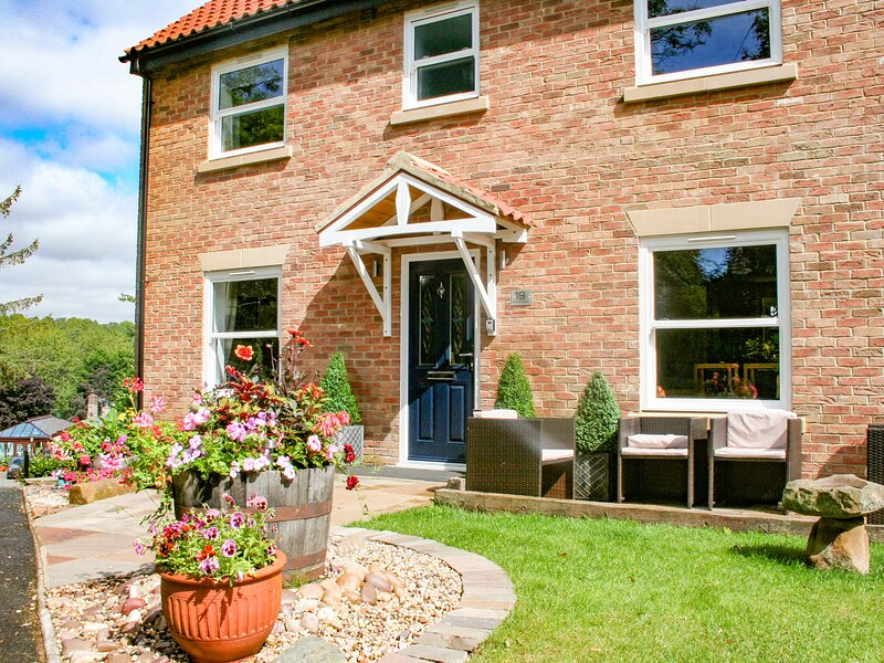 Sycamore Cottage, Hutton Rudby, holiday rental in Potto