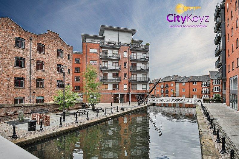 City Keyz Serviced Accommodation Manchester, location de vacances à Manchester