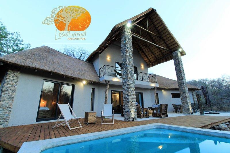 Leadwood Marloth, Wildlife on your doorstep, alquiler de vacaciones en Mpumalanga
