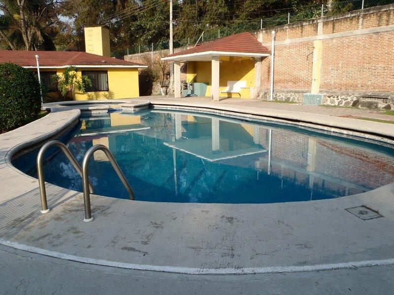 VILLAS ESBELDY  PRECIOSAS VILLAS EQUIPADAS CON GRANDE ALBERCA PALAPA, location de vacances à Temixco