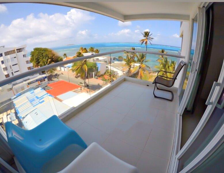 Buena vista sea view, vacation rental in San Andres Island