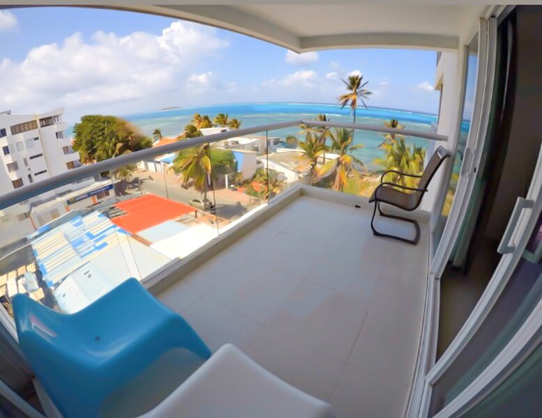 Buena vista sea view, location de vacances à Île de San Andres