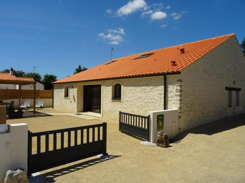 La Grange, holiday rental in La Limouziniere