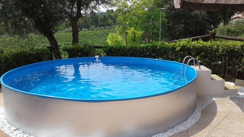 VILLA PARADISO 017145-CNI-00055, aluguéis de temporada em Polpenazze del Garda