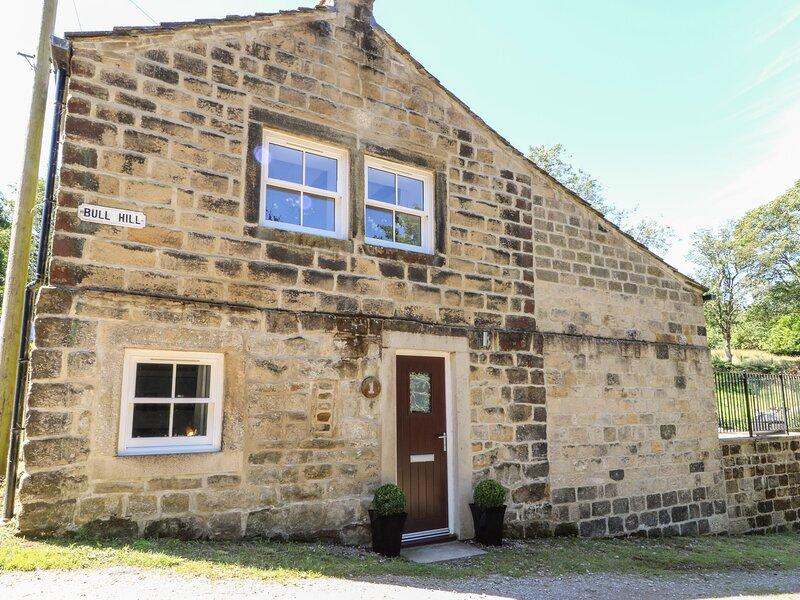 Bull Hill Cottage, Oxenhope, alquiler de vacaciones en Ogden