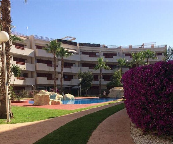 Playa Flamenca apartment, alquiler vacacional en Playa Flamenca