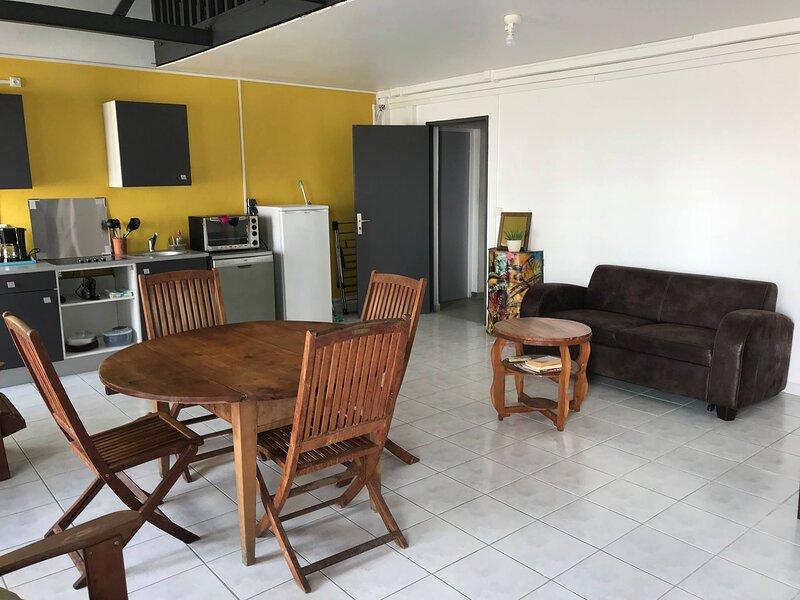 Appart Coeur de Rhum, vacation rental in Grande-Terre Island
