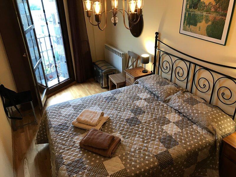 El Capricho de Bego. Apartamento Rural con encanto e inmejorable vistas,Familiar, alquiler vacacional en Biescas