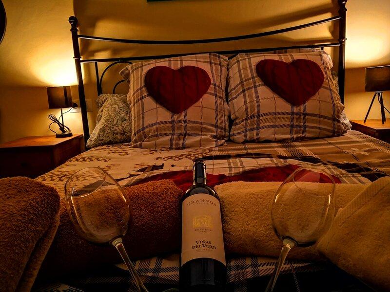Escapada romántica. #DateUnCapricho #Regalatelo #Regalaselo