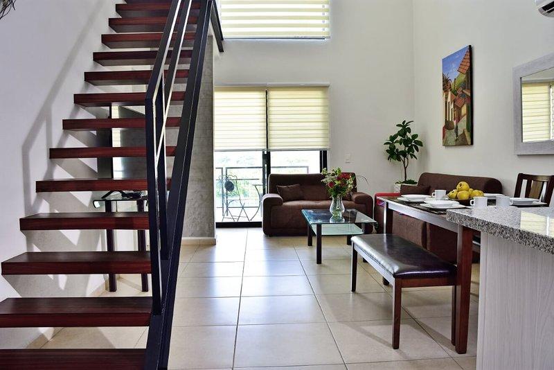 Beautiful Complete Bambú PH, alquiler vacacional en Ixtapa