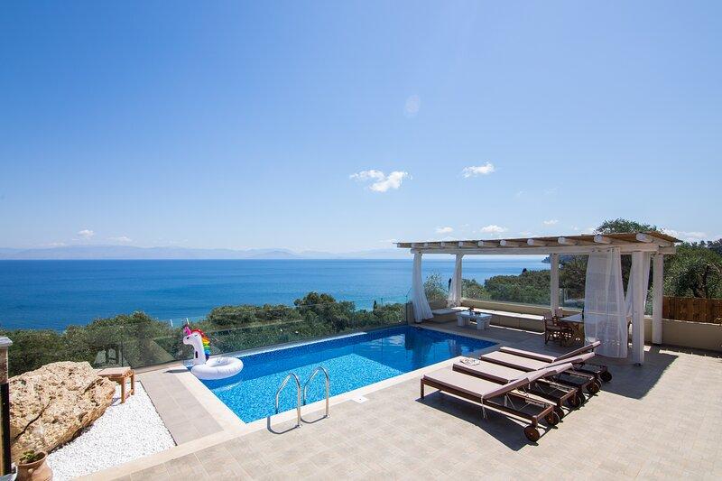 Villa Sunmare, alquiler de vacaciones en Chlomos